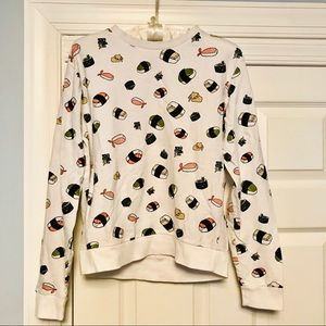H&M - Sushi Shirt- Small
